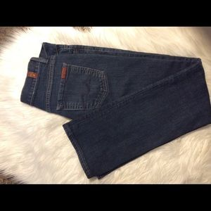 7 For All Mankind Jeans ~ High Waist Boot Cut 28